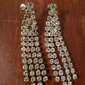 Earrings. Great for dressing up. Great condition
